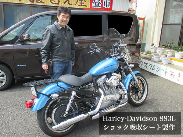 Harley-Davidson883L4