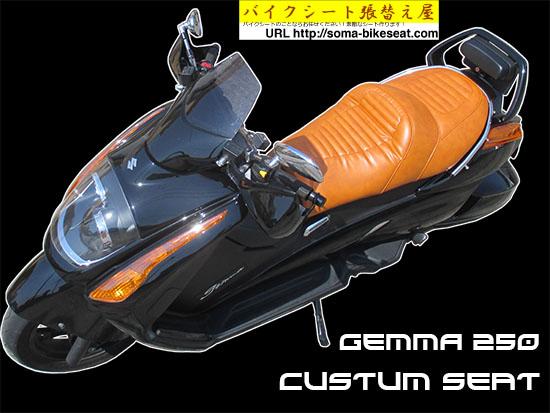 SUZUKI Gemma(スズキジェンマ)完成品1