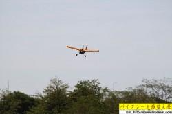 バイクシート張替え屋の手作りラジコン飛行機8