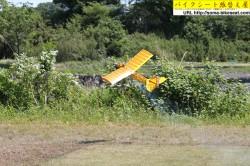 バイクシート張替え屋の手作りラジコン飛行機3