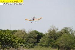バイクシート張替え屋の手作りラジコン飛行機17