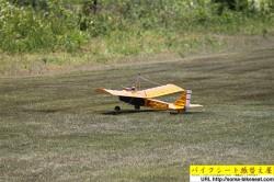 バイクシート張替え屋の手作りラジコン飛行機9