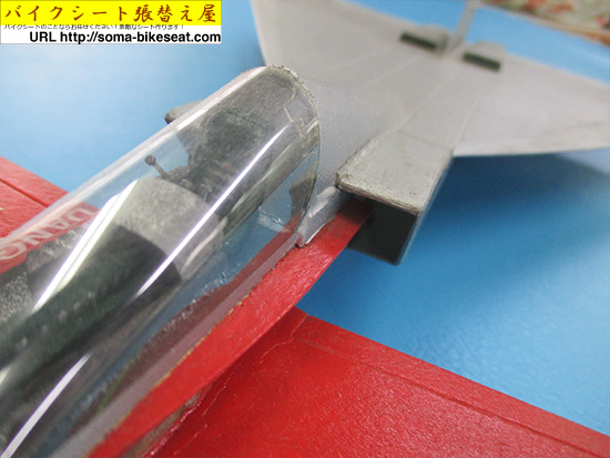 手作りデルタ飛行機5